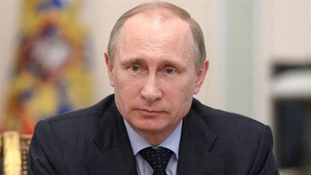 Vladimir Putin : Most powerful people in the world