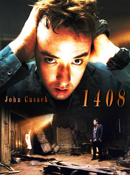 1408 : 2nd most scariest movie
