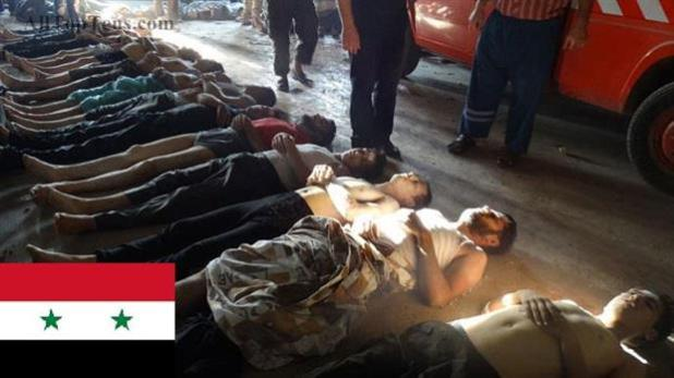 Syria : Most Dangerous Country in the world