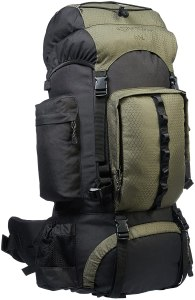Hiking Backpack with Raincover