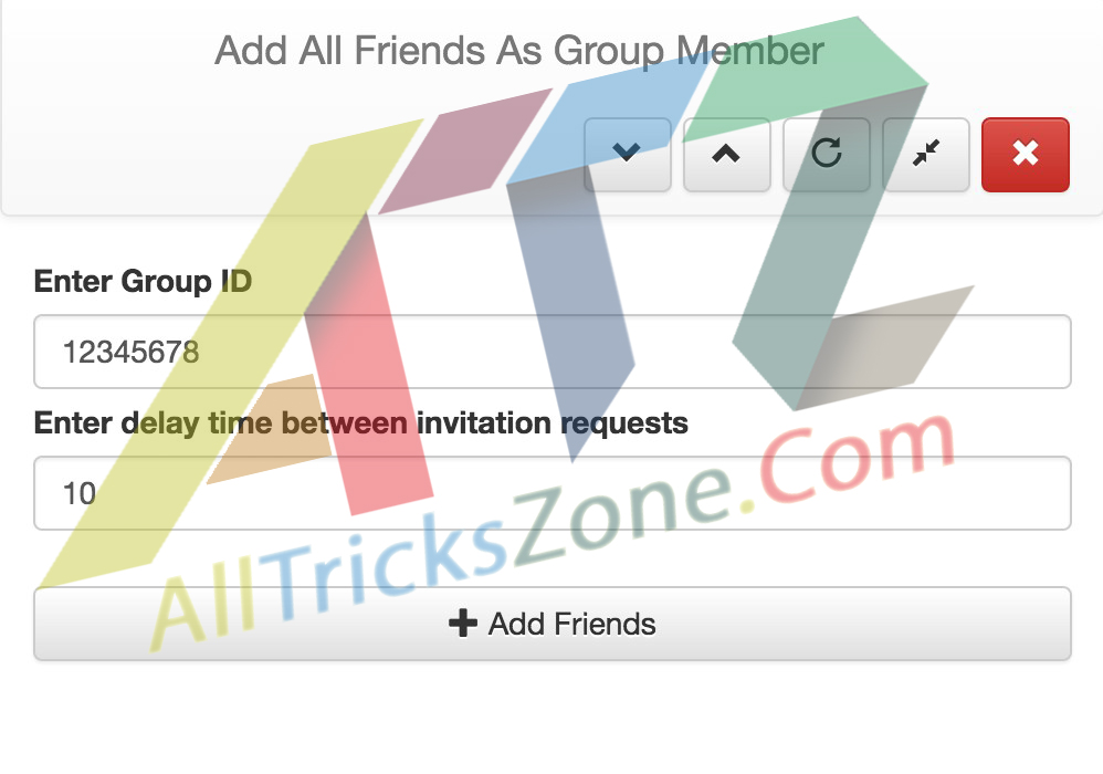facebook friends add in group