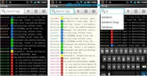 Catlog Android Top rooted app