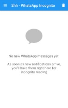 Read message of whatsapp without being online, hide blue tick