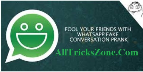 Working ]How to Make a Fake Text Conversation in Whatsapp