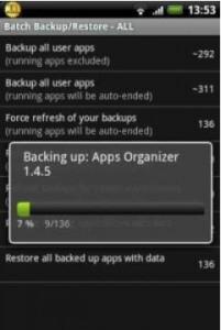 titanium backup best root app