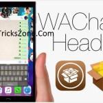 Whatsapp chat heads iOS