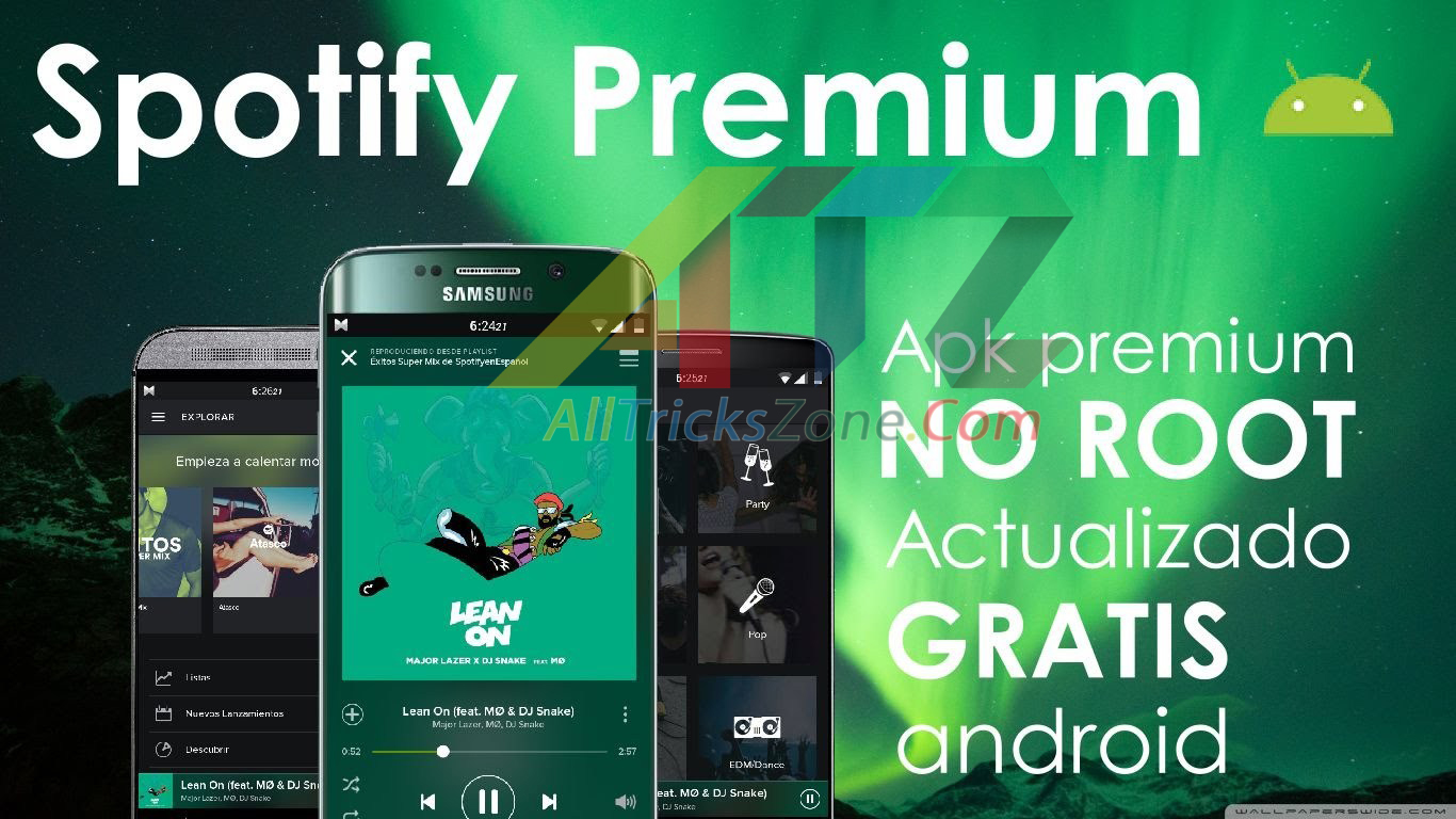 Spotify Premium Apk Download for Android Latest Mod v8 5 12 758