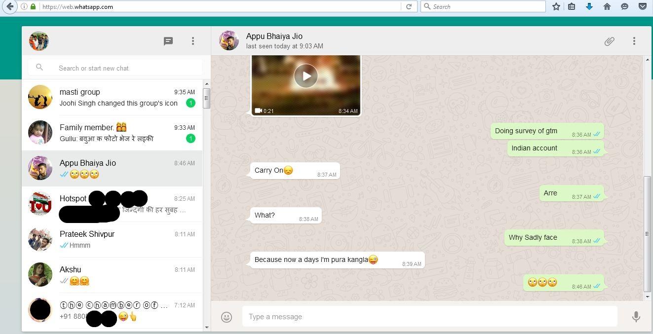 hack whatsapp remotely