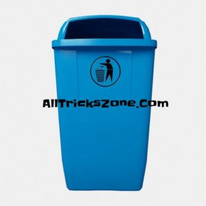 Dust Bean Recycle bin recover