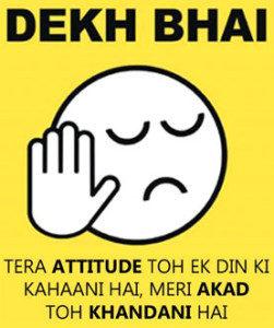punjabi attitude dp