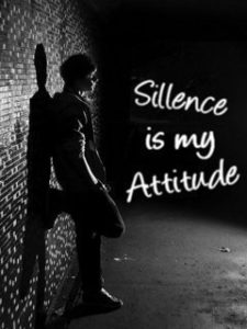 sillence-is-my-attitude