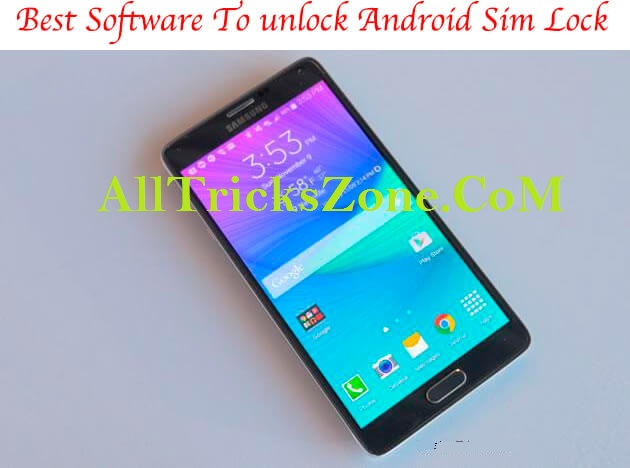 Best Software to Unlock Android Sim Lock