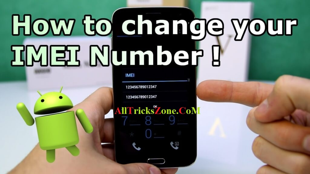 100% working}Change IMEI Number in any Android Without Root