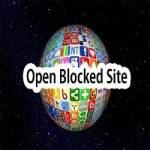 open blocked site