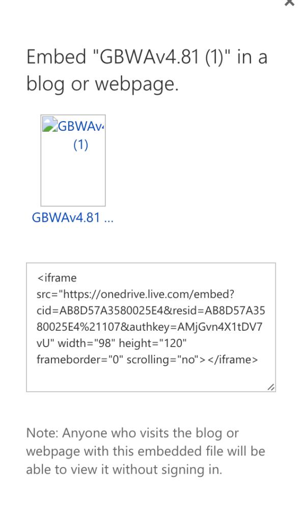onedrive download link generator