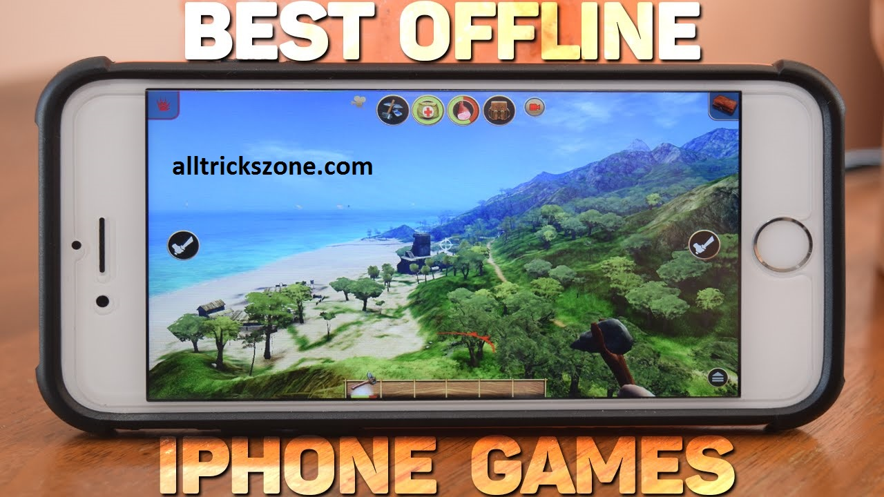 best offline games for iphone
