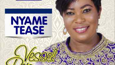 Photo of Out Now:  Vessel Pep – Nyame Tease