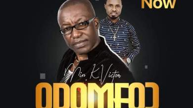 Photo of K Victor – Odomfo) Ft Ernest Opoku Jnr