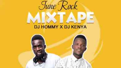 Photo of DJ Hommy x DJ Kenya – June Rock Mixtape
