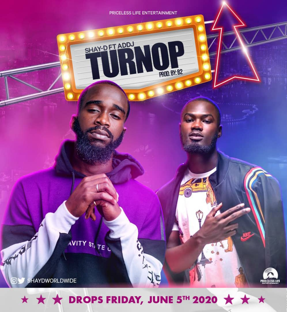 ShayD Ft Ad DJ - TurnOp (Prod. By B2)