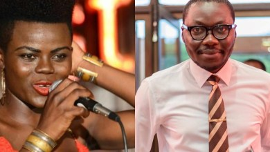 Photo of Take Me To Court If You Feel Insulted – Arnold Asamoah Replies Wiyaala