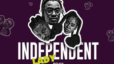 Photo of Yaw Berk ft. MzVee x KelvynBoy – Independent Lady Remix