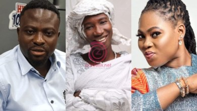 Photo of Brother Sammy Chides Cecilia Marfo For Snatching Microphone From Joyce Blessing On Stage; Drops Some Alleged Secrets About Her