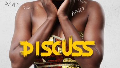 Photo of MERQURY QUAYE RELEASES BRAND NEW SONG TITLED 'DISCUSS