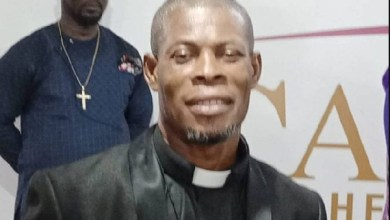 Photo of Actor Waakye Ordained As Reverend Minister