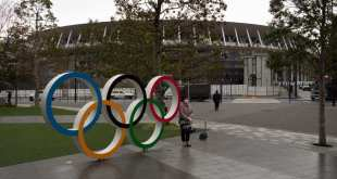 TOKYO - Olympics follow up by 3 events in China
