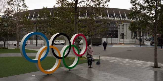 TOKYO – Olympics follow up by 3 events in China