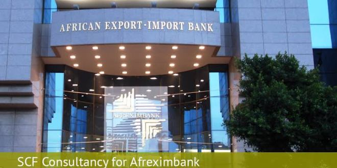 In order to facilitate online procurement of COVID'19 Afreximbank provides $100 million overdraft facility for African States