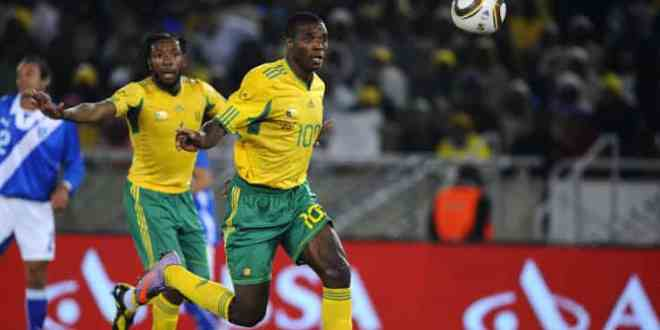 Football: South African Footballer Ngcongca Dies in Car Accident