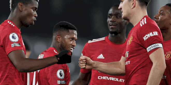 United Defeats Fulham To Retain Top Spot In the EPL