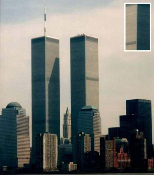 WTC light & shadow - all unreal
