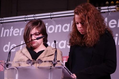 Maria Giralt i Giulia Accrocca. Record de Montserrat Roig