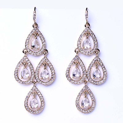 Chandelier Earrings 4