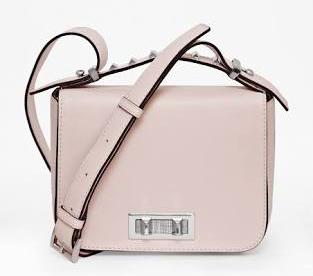 Cross-body-messenger bag
