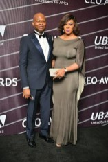 Mr. Kennedy Uzoka and wife Lotana