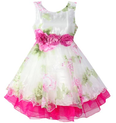 Kids fashion 8 New-Girl Party dress