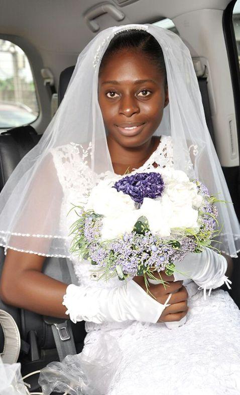 The Bride Mrs. Bisola Umoren