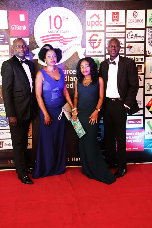 Ademolasoye Awonaike, Abiola Famorotti, Fatima Gamba, Muyiwa Oyawoye