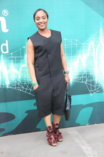 Ifeoma Williams at the Heineken Lagos Fashion and Design Week 2016