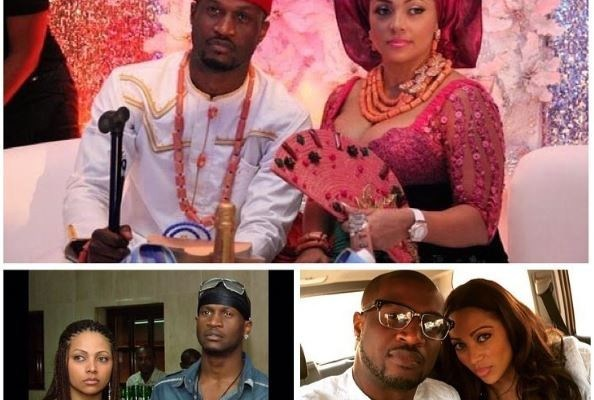 Peter Okoye and Lola