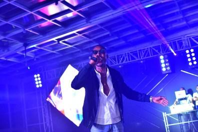 Mr 2kay performing at skyy