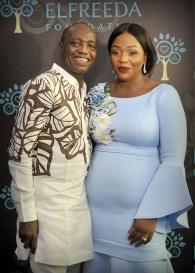Dede Mabiaku and Uloma Rochas Nwosu