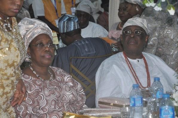 Olusegun Osoba and Derin Osoba