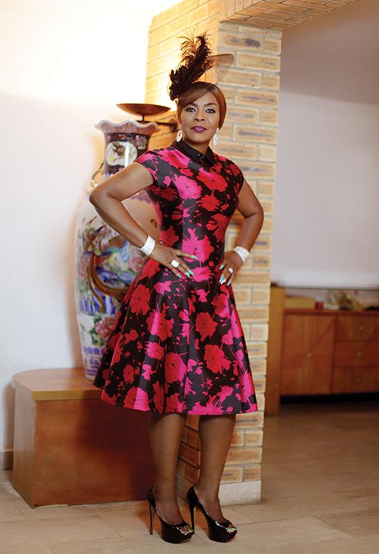 Martha Najomo
