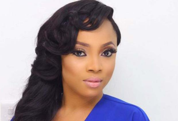 Toke Makinwa learnt from a bumpy flight