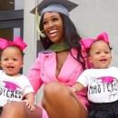 2 years, 2 babies, 2 Masters degree - Single mum shares her inspirational story